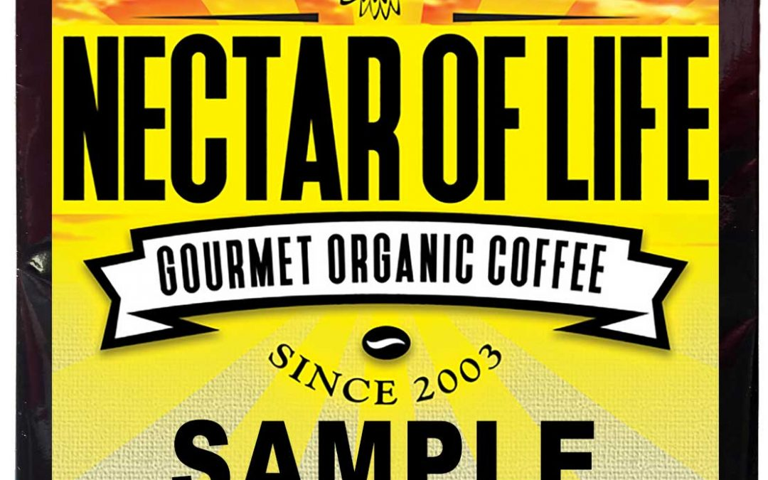Free Fair Trade Organic Coffee from Nectar of Life